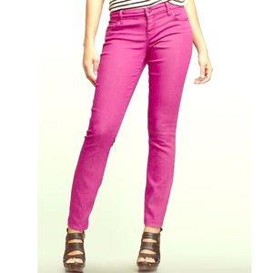 Gap Pink Legging Jeans